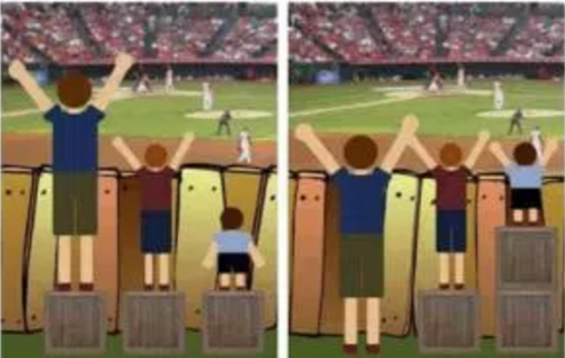 Equality of Opportunity vs Equality of Outcome