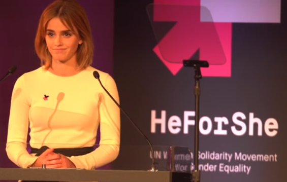 Happy Birthday, #HeForShe!