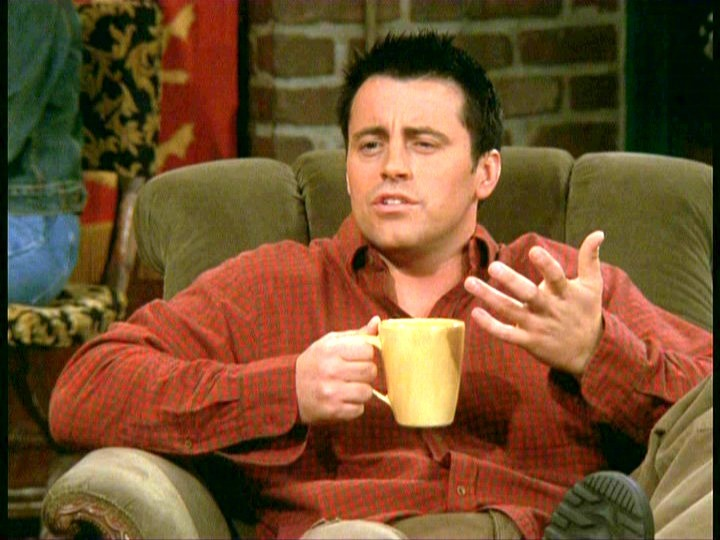 Voting Labour, Joey Tribbiani and enlightened self-interest