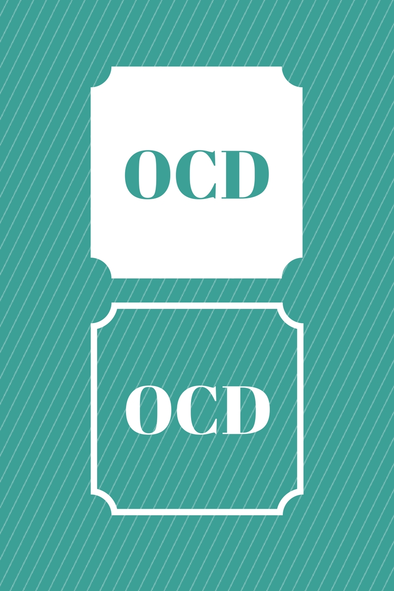 """Obsessive Compulsive Disorder is Not Just Being a """"NeatFreak"""""""